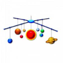 4M - 3D fluoreszkáló naprendszer készítő szett - KIDZ Labz játékok - KIDZ Labz játékok
