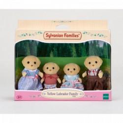 Sylvanian Families - Labrador kutyus család - Sylvanian families játékok - Lányos játékok