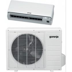 Gorenje - SUPER DC Inverteres oldalfali klíma berendezés KAS 26 SDCINV P -Klíma berendezések - Klíma berendezések