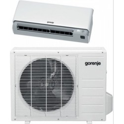 Gorenje - SUPER DC Inverteres oldalfali klíma berendezés KAS 35 SDCINV P -Klíma berendezések - Klíma berendezések
