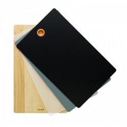 Fiskars Functional Form vágódeszka szett, nyírfa, 4db (alap + 3 cserélhető vágófelület) - FISKARS konyhai kiegészítők - Fiskars Fiskars