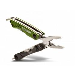 GERBER Dime kulcstartóra rögzíthető multiszerszám, zöld (2231001132) - Gerber termékek - Gerber termékek Gerber