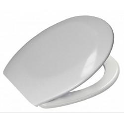 Quadrat - WC ülőke, Duroplast, Prémium, lecsapódásgátlós - Wc ülőkék - Fürdőszobai kiegészítők