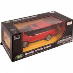Rastar Range Rover Sport távirányítós autómodell 1:24 RASTAR - Pályák, kisautók Rastar