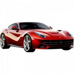 Rastar - Ferrari F12 távirányítós autómodell 1:14 Játék - Pályák, kisautók