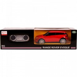Rastar Range Rover Evoque távirányítós autómodell 1:24 RASTAR - Pályák, kisautók Rastar