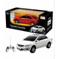 Rastar - Távirányítós autó 1:24 Toyota Corolla fehér RASTAR - Pályák, kisautók Rastar