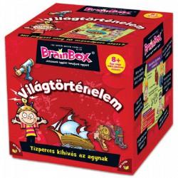 Brainbox Világtörténelem társasjáték - Brainbox társasjátékok kicsiknek - Brainbox társasjátékok kicsiknek Brainbox