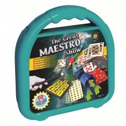 A nagy bűvészmutatvány táskában - Bűvésztrükk játékok - Bűvésztrükk játékok
