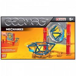 Geomag Mechanics mágneses építőjáték készlet - 164 darabos - Geomag építőjátékok - Építőjátékok Geomag