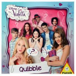 Violetta - Quibble társasjáték Játék - Lányos játékok