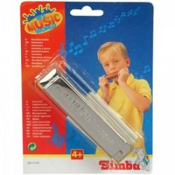 Fém szájharmonika Játék - Játék hangszerek