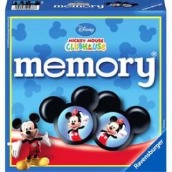 Ravensburger - Mikiegér játszóháza memóriajáték Játék - Kirakók, puzzle-ok