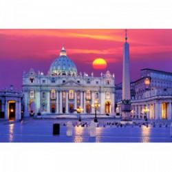 Ravensburger - Puzzle 3000 db panoráma - Szent Péter bazilika Játék - Kirakók, puzzle-ok