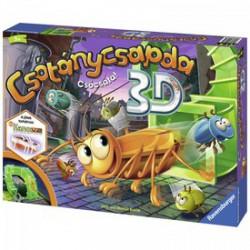 Ravensburger - Csótánycsapda 3D társasjáték - Társasjátékok - Kirakók, puzzle-ok Ravensburger