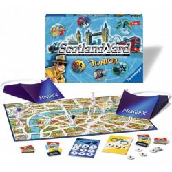 Ravensburger - Társasjáték - Scotland Yard Junior - Kirakók, puzzle-ok - Kirakók, puzzle-ok