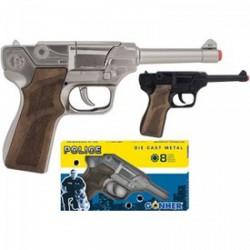 Luger patronos játékpisztoly Játék - Játék fegyverek