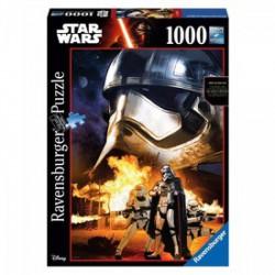 Ravensburger - Puzzle 1000 db - Star Wars: A galaxis serege Játék - Kirakók, puzzle-ok
