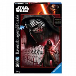 Ravensburger - Puzzle 500 db - Star Wars: VII. - Star wars játékok - Kirakók, puzzle-ok