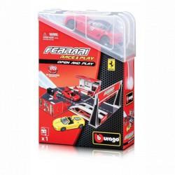 Bburago - Ferrari 1:43 Race & Play Open and Play játékszett 2. - Burago autós szettek, autók - Burago autós szettek, autók