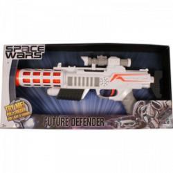 Space Wars lézerpuska fénnyel és hanggal - Játék fegyverek - Játék fegyverek Space Wars