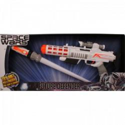 Space Wars lézerpuska és fénykard készlet - Játék fegyverek - Játék fegyverek Space Wars