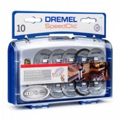 Dremel - EZ SpeedClic vágótartozék-készlet 2615S690JA Kert, háztartás - Dremel gépek