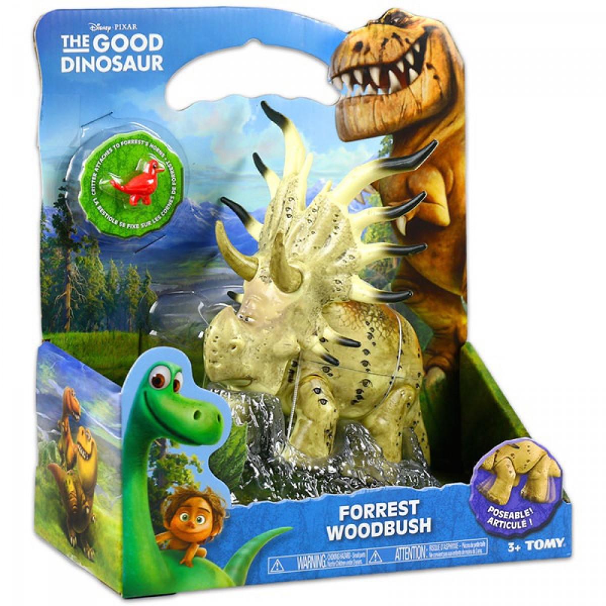 dínó tesó nagy forrest woodbush figura dínó tesó játékok