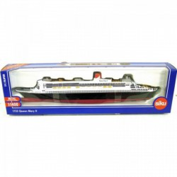 SIKU Queen Mary II óceánjáró hajó 1:1400 - SIKU modellautók - Pályák, kisautók Siku