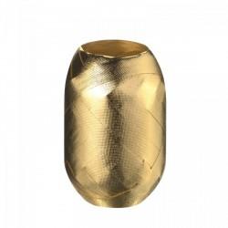 Herlitz - Tojáskötöző 15mx8mm arany, anyagában mintás felülettel Ajándéktárgy - Ünnepi meglepik