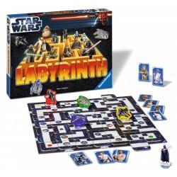 Ravensburger - Star Wars labirintus társasjáték - Kirakók, puzzle-ok - Kirakók, puzzle-ok