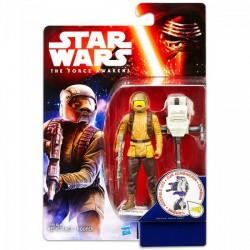 Star Wars Az ébredő erő akciófigura - Ellenálló katona - Star wars játékok - Star wars játékok Star Wars