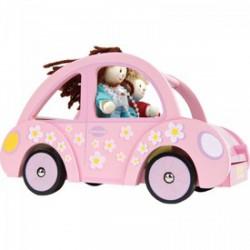 Le Toy Van - Sophie fa autója, fajáték - Fajátékok lányoknak - Fajátékok