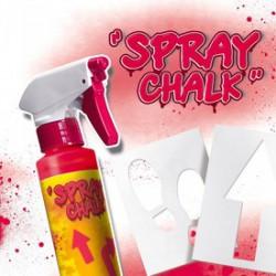 SES - Kréta spray - piros Játék - SES kreatív játékok