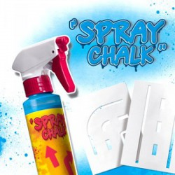 SES - Kréta spray - kék Játék - SES kreatív játékok