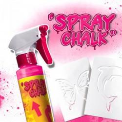 SES - Kréta spray - rózsaszín Játék - SES kreatív játékok
