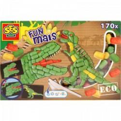 SES - Funmais dinoszaurusz 170 darabos képkirakó Játék - Dínós játékok