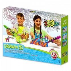 I DO 3D 8 db-os kreatív játékszett - I do 3D kreatív játékok - I do 3D kreatív játékok I do 3D