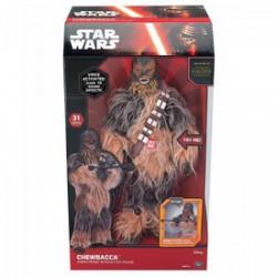 Star Wars - interaktív Chewbacca figura - 42 cm Játék - Star wars játékok