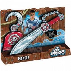 Kalóz szivacs fegyverkészlet Játék - Játék fegyverek