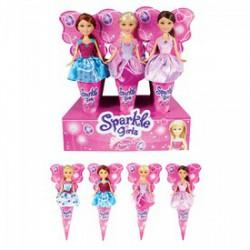 Sparkle Girlz hercegnő baba - 10 cm, többféle változatban - Sparkle Girlz játékok - Lányos játékok Sparkle Girlz