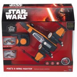 Star Wars - Az Ébredő Erő távirányítós X-Wing Fighter - 26 cm - Star wars játékok - Star wars játékok Star Wars