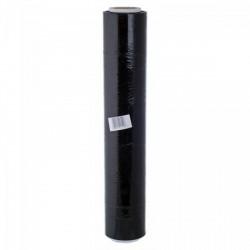 Kézi nyújtható fólia, fekete, 0,5m x 210m Kert, háztartás - Csomagoló fóliák és tartozékok
