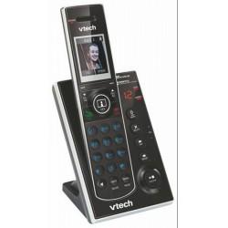 """VTECH - Telefon, vezeték nélküli, kapucsengővel, VTECH """"LS1250"""", fekete - Telefonok"""