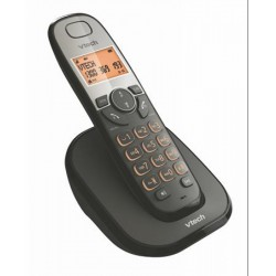 """VTECH - Telefon, vezeték nélküli, VTECH """"ES1000"""", szürke - Telefonok"""