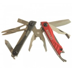Gerber Dime kulcstartóra rögzíthető multiszerszám, bordó (2231001040) - Gerber termékek - Gerber termékek Gerber