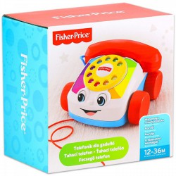 Fisher-Price - fecsegő telefon - Fisher-Price - Bébijátékok Fisher-price