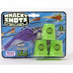 Whacky Shots - csúzli készlet Játék - Kerti és vízes játékok