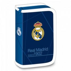 Real Madrid tolltartó írószerekkel feltöltött - 93577656 Táska, sulis felszerelés - Real Madrid