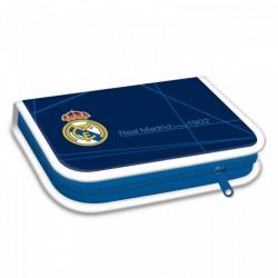 Real Madrid tolltartó kihajtható írószertartókkal - AU-92797659 Táska, sulis felszerelés - Real Madrid